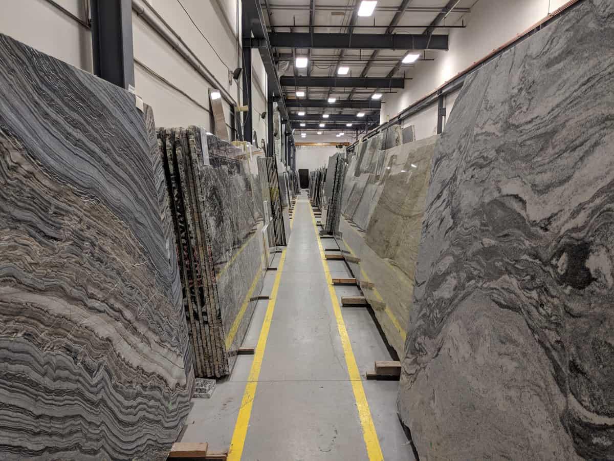 home granite samples