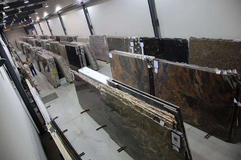 Custom Granite samples